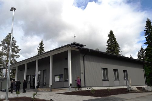 Ylikiimingin seurakuntatalo