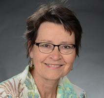 Liisa Lahti, yhteisen kirkkovaltuuston varapj.