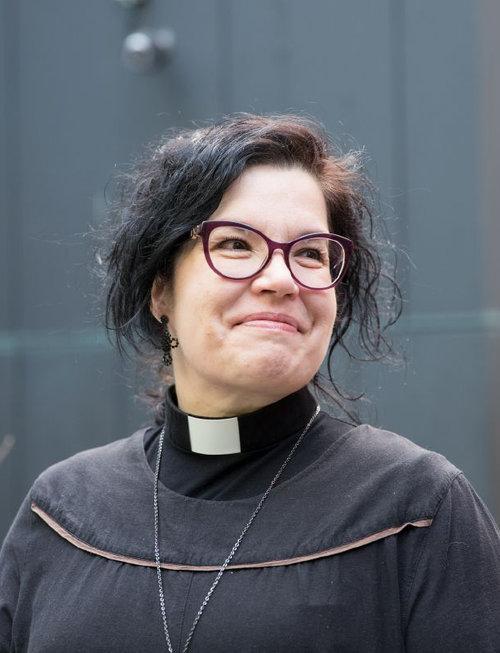 Ulla Mitrunen (virkavapaalla 16.8.2020 asti)