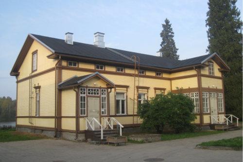 Oulujoen pappila