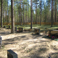 Ylivuoton hautausmaa
