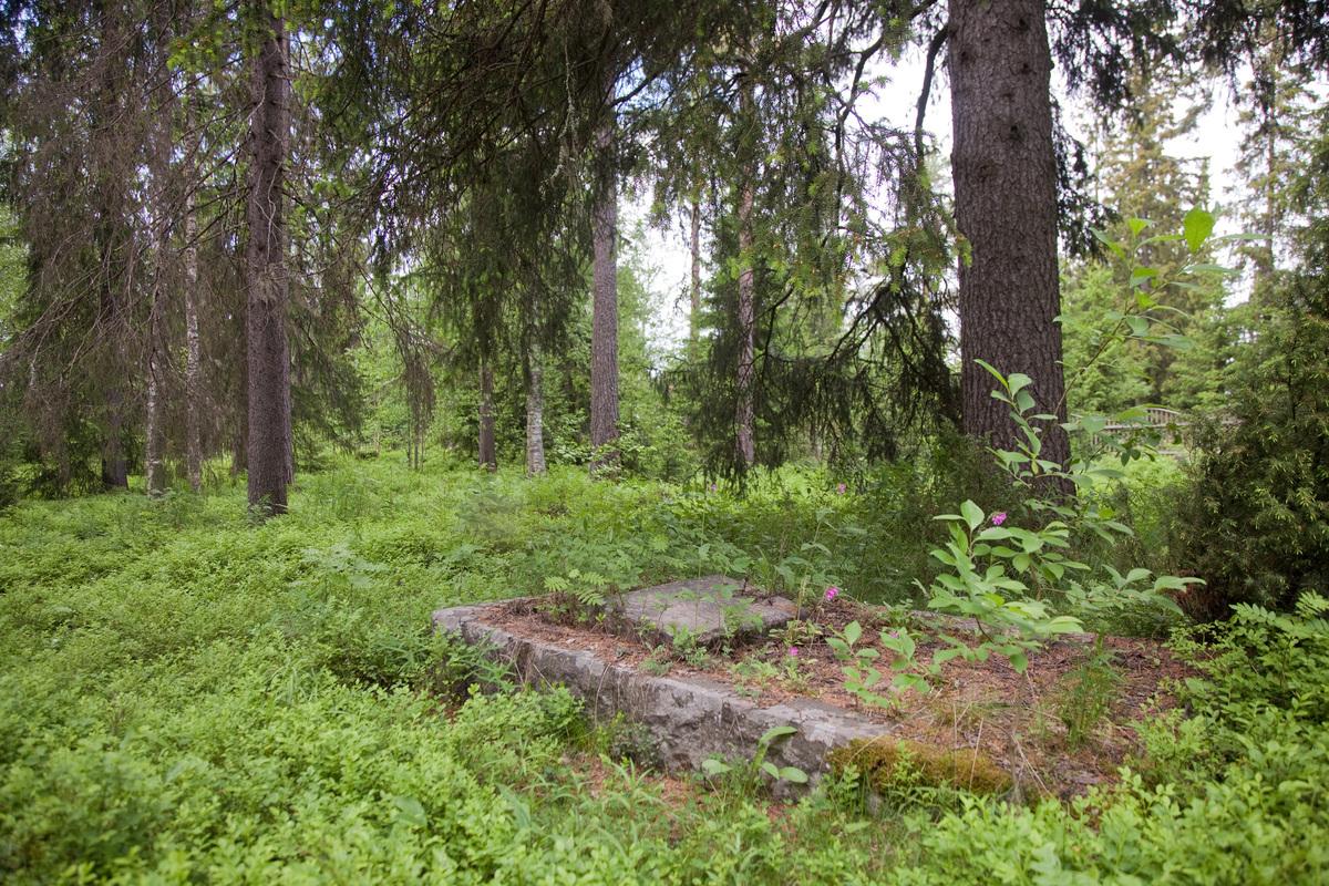 Haukiputaan vanha hautausmaa