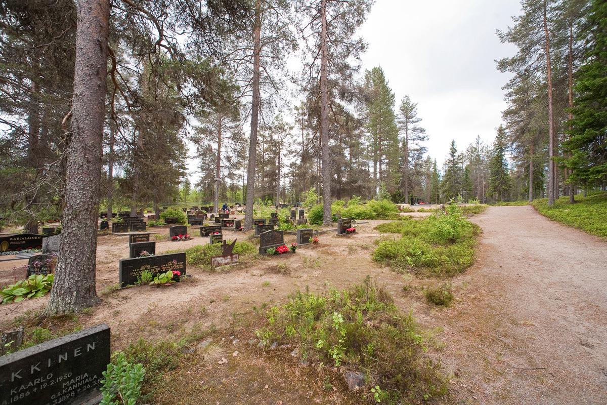 Tannilan hautausmaa