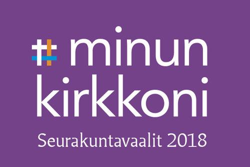 varsinainen vaalipäivä 2018