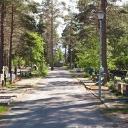 Haukiputaan uusi hautausmaa