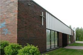 Rajakylän seurakuntakoti